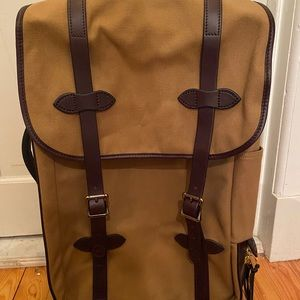 """NWT Filson 22"""" Carry on luggage"""